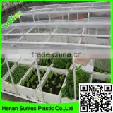 anti UV virgin HDPE materials crystal greenhouse covers,insect proof nets crops seeding nursery protect fabric mesh