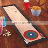 Mini interesting 3 in 1 game including Bowling,shuffleboard and Curling