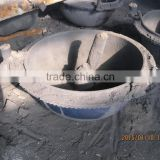 Factory made cast iron cement mixer parts