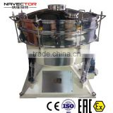 china supplier cocoa powder vibrating sieve