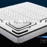 Modern bedroom furniture Euro top pocket spring mattress, individual pocket spring mattress-ZRB 176                                                                                                         Supplier's Choice
