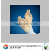 AQL 1.5 CE and ISO 9001 approved medical disposable powdered and powder free latex examination gloves ambidextrous and in bulk