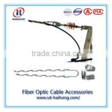 fiber cable accessories adss and ogpw straining clamp