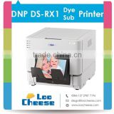 "DNP RX1 Compact Professional Photo Booth and Portrait Dye Sublimation Printer, 300dpi Resolution, up to 6""x8"" Prints"