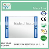 Colored Mirror Wall Glass Sheets /Mirror Factory Supplier
