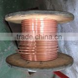 Electrical bare copper wire