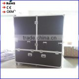 OEM&ODM support professional flight case accessories customized size flight case furniture with durable material