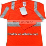 safety t shirts with long sleeve