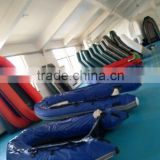Hypalon material RIB Boat With Boat Cover