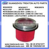 AIR FILTER MD620039 MD620077 MD620076 MZ311787 28130-43600 FOR MITSUBISHI DELICA BOX 86- DELIC A BUS 80-87 L300 FLATBED 80-94