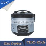 Round Shape Stainless Steel Electric Rice Cooker with Cooking and Keep Warm Function                                                                         Quality Choice