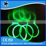 Party set 100pcs/tube glow stick bracelets light in the dark                                                                         Quality Choice