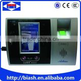 biometric face and fingerprint reader price/face and fingerprint scanner machine