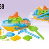 Economic New Poducts Beach Small Plastic Boat Toy