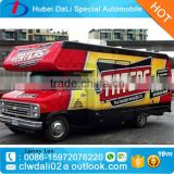 Top selling mobile coffee truck for sale, sandwich food cart, food vending carts for sale
