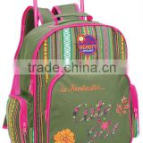 leaves king trolley travel bag