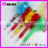 Good quality feather ball pen