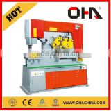 OHA Manufacturer Q35Y-16 Universal Iron Workers, Universal Ironworker, Ironworker Punches