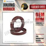 Metric Seals CR rubber rotary oil seal