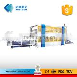 PLC Control Oil Heating Solar Panel Laminating Machine