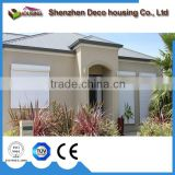 Villa security aluminum electric outdoor roller shutter                                                                         Quality Choice