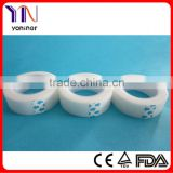 Medical adhesive tapes plastic transparent manufacturer CE FDA Certificated
