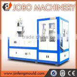 full automatic hydraulic lid compression moulding machine with 24 cavities for various bottle caps