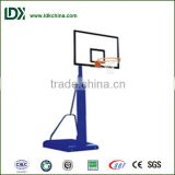 School low price customized outdoor moveable basketball stand