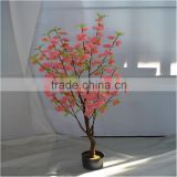 artificial plant Peach tree