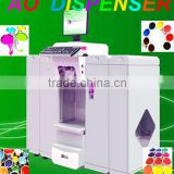 AO200 simultaneous automatic colorant dispenser machine/0.077ml accuracy full automatic colorant dispenser machine