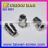 Customized Bicycle Flat Head Shoulder Hollow Iron Rivets for Bike Parts