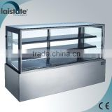 Commercial Under Bench Refrigerated Bakery Display Cabinet