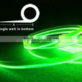 High brightness welted el wire lights led dance costumes