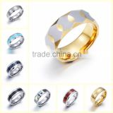 Wholesale fashion couple engagement rings for Women Jewelry Fashion Rings