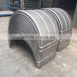iron material double tyre truck strengthen mudguard (RK05074)