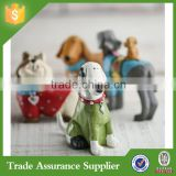 Factory Direct Mini Resin Miniature Dog Figurines