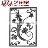 Factory Price Ornamental Wrought Iron Cast Steel Fence Gate Parts,Cast Steel Spears Points Used On Fence Gate