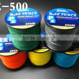 500M PE Fishing Line Strong Super Braided Lines Strands Wire Series Super Strong Japan Multifilament PE Braided 10LB-80LB