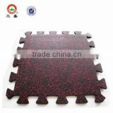 gym floor tile with rubber top,rubber gym flooring rubber mat,lamiate floor with foam backing