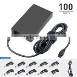 Universal Laptop Ac Adapter Power Charger 100w for Hp Dell Toshiba IBM Lenovo Acer Samsung