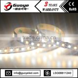 Factory direct light fixture 2835 led flexible strip light for outdoor lighting