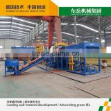 Brick Molding Machine Processing and Paving Block Making Machine Type concrete block machine
