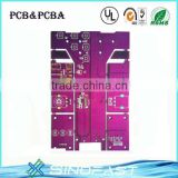 1.6mm Thickness with OSP Surface Finish Bare Circuit Board