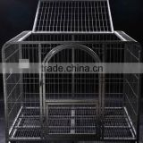 New style parrot stand cage with wheels