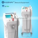 2015 ABS material permanent 808nm hair remover laser / 808nm hair removal diode laser machine