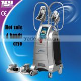 New Design 4 Handles Super Loss Weight Slim Cryolipolysis Weight Loss Cryopolysis Machine Double Chin Removal