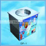 High output frie ice cream achine / frying ice cream machine factory/frying ice cream machine