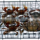 Commercial coated crab trap wire, coated crab trap wire