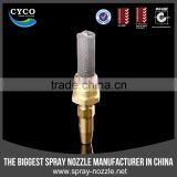 Factory Direct CYCO Siphon Type Oil Burner Nozzle, Brass Air Atomizing Oil Burner Nozzle , Brass Siphon Oil Gas Burner Nozzle