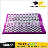 Eco-friendly Stress/Pain Relief Home/Office Yoga acupressure foot mat